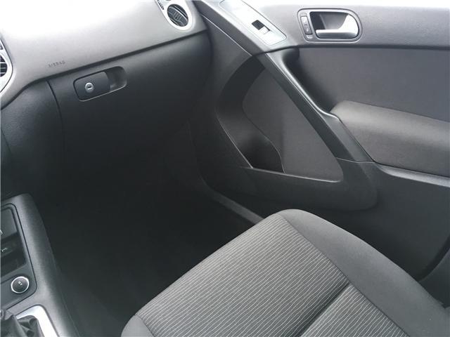 2016 Volkswagen Tiguan Comfortline (Stk: 16-40522JB) in Barrie - Image 21 of 25