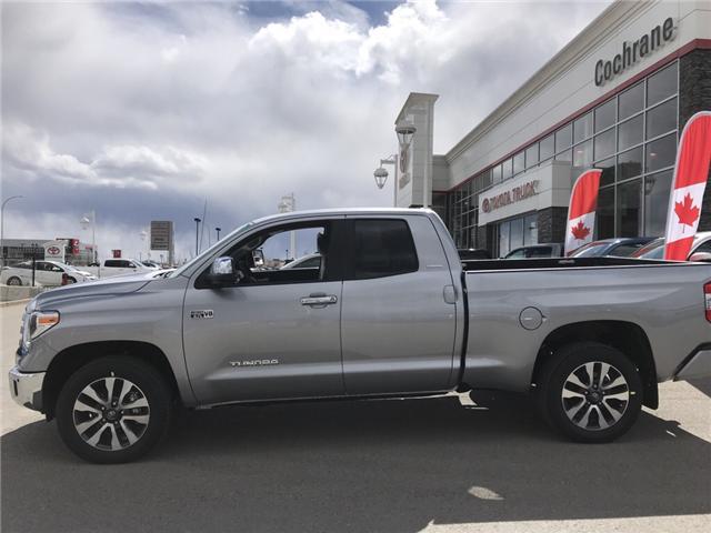 2019 Toyota Tundra Limited 5.7L V8 (Stk: 190249) in Cochrane - Image 2 of 14