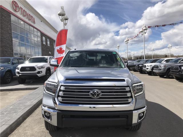 2019 Toyota Tundra Limited 5.7L V8 (Stk: 190249) in Cochrane - Image 8 of 14