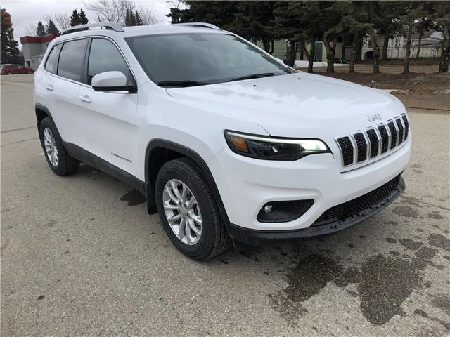 2019 Jeep Cherokee North (Stk: T19-101) in Nipawin - Image 1 of 25
