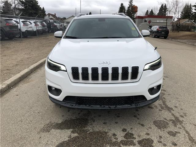 2019 Jeep Cherokee North (Stk: T19-101) in Nipawin - Image 2 of 25