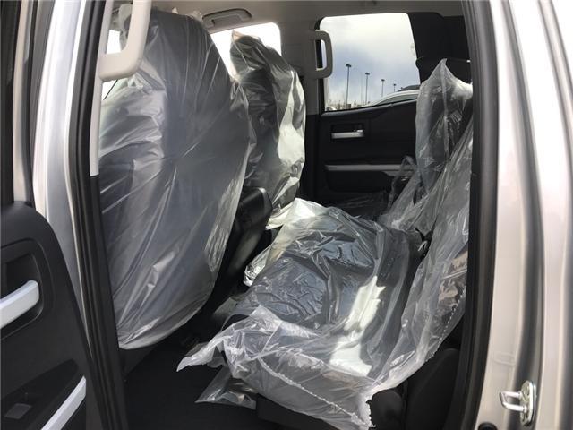 2019 Toyota Tundra Limited 5.7L V8 (Stk: 190249) in Cochrane - Image 12 of 14