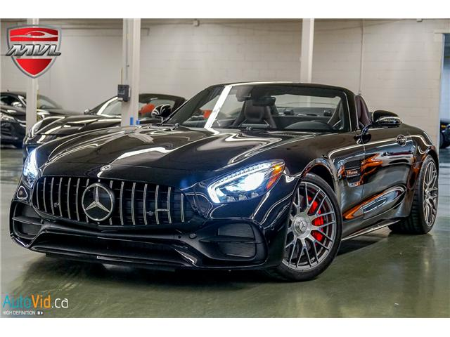 2018 Mercedes-Benz AMG GT C  (Stk: ) in Oakville - Image 2 of 38