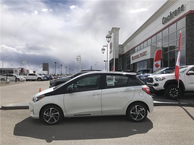 2019 Toyota Yaris SE (Stk: 190245) in Cochrane - Image 2 of 14