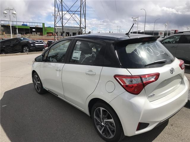 2019 Toyota Yaris SE (Stk: 190245) in Cochrane - Image 3 of 14