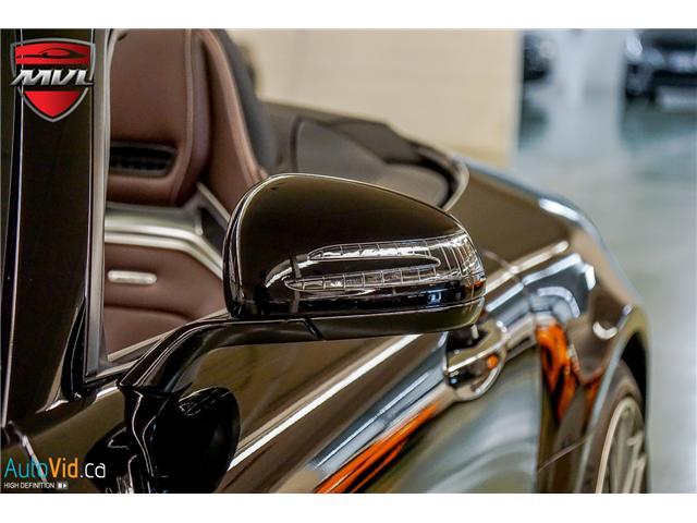 2018 Mercedes-Benz AMG GT C  (Stk: ) in Oakville - Image 16 of 38