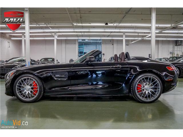 2018 Mercedes-Benz AMG GT C  (Stk: ) in Oakville - Image 3 of 38