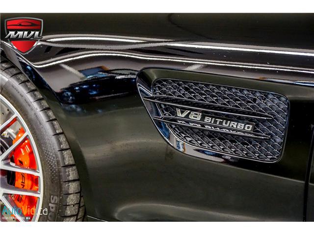 2018 Mercedes-Benz AMG GT C  (Stk: ) in Oakville - Image 17 of 38