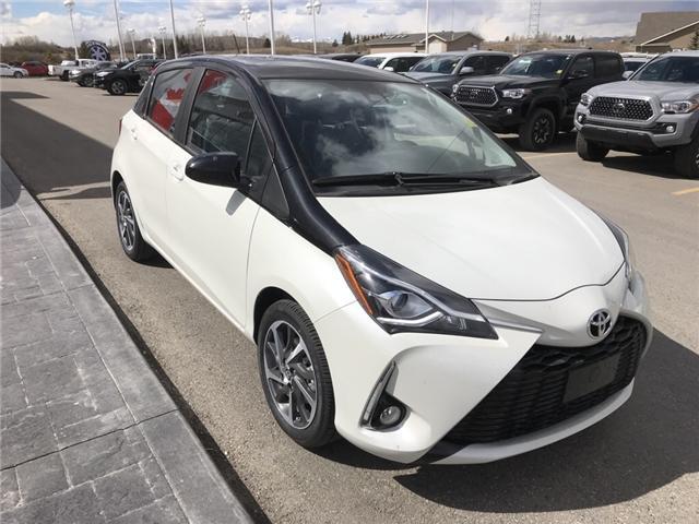2019 Toyota Yaris SE (Stk: 190245) in Cochrane - Image 7 of 14