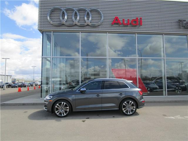 2018 Audi SQ5 3.0T Technik (Stk: 1901561) in Regina - Image 2 of 29