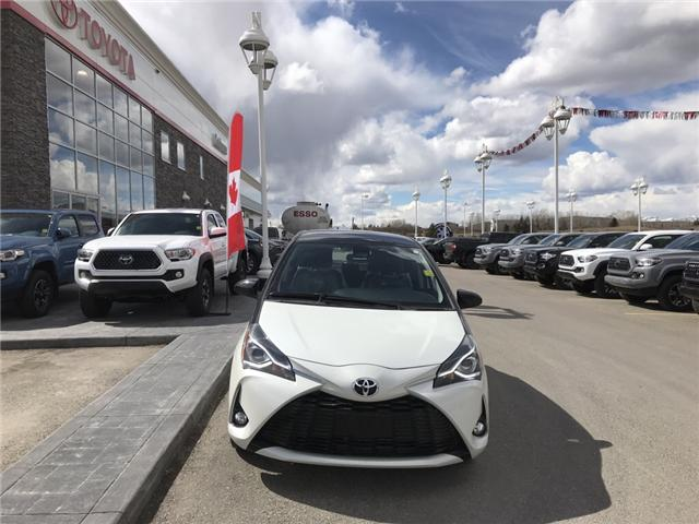 2019 Toyota Yaris SE (Stk: 190245) in Cochrane - Image 8 of 14