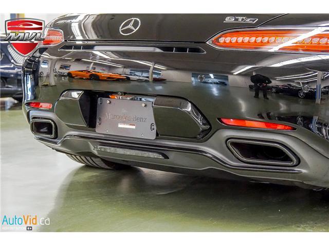 2018 Mercedes-Benz AMG GT C  (Stk: ) in Oakville - Image 15 of 38