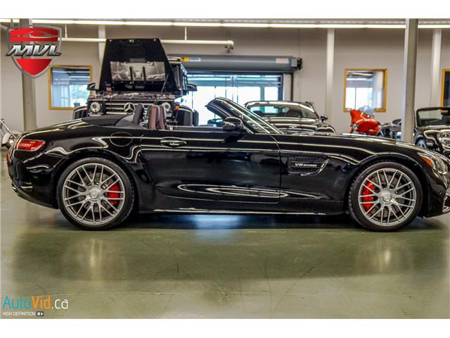 2018 Mercedes-Benz AMG GT C  (Stk: ) in Oakville - Image 7 of 38