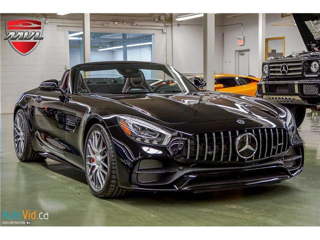 2018 Mercedes-Benz AMG GT C  (Stk: ) in Oakville - Image 8 of 38