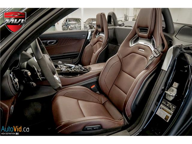 2018 Mercedes-Benz AMG GT C  (Stk: ) in Oakville - Image 20 of 38