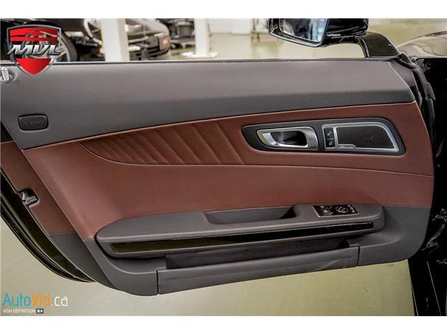 2018 Mercedes-Benz AMG GT C  (Stk: ) in Oakville - Image 23 of 38