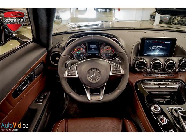 2018 Mercedes-Benz AMG GT C  (Stk: ) in Oakville - Image 25 of 38