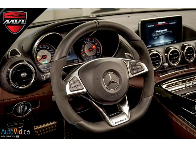 2018 Mercedes-Benz AMG GT C  (Stk: ) in Oakville - Image 26 of 38
