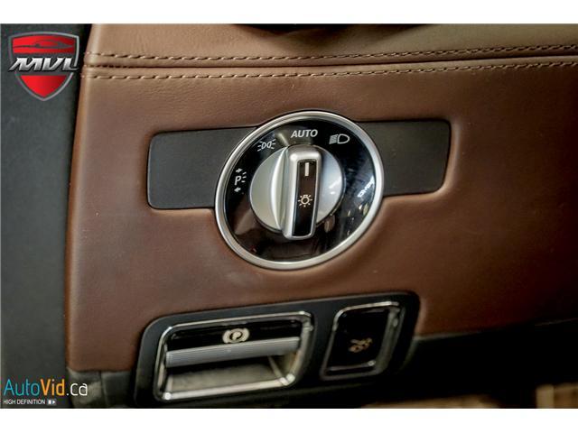 2018 Mercedes-Benz AMG GT C  (Stk: ) in Oakville - Image 24 of 38