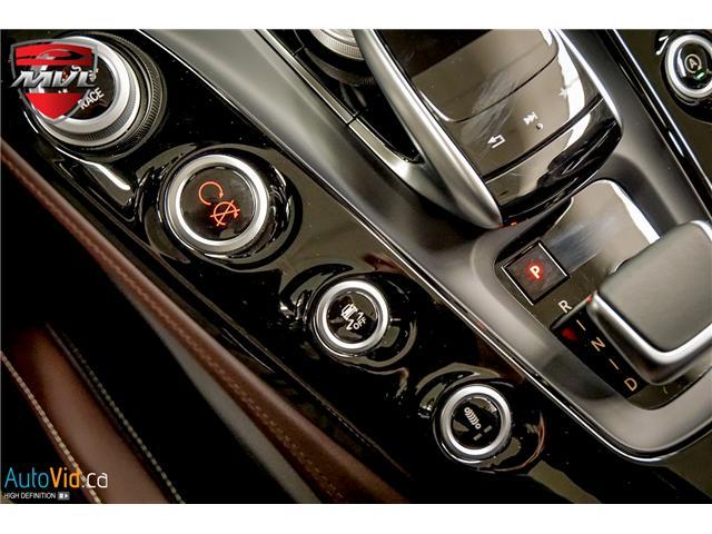 2018 Mercedes-Benz AMG GT C  (Stk: ) in Oakville - Image 30 of 38