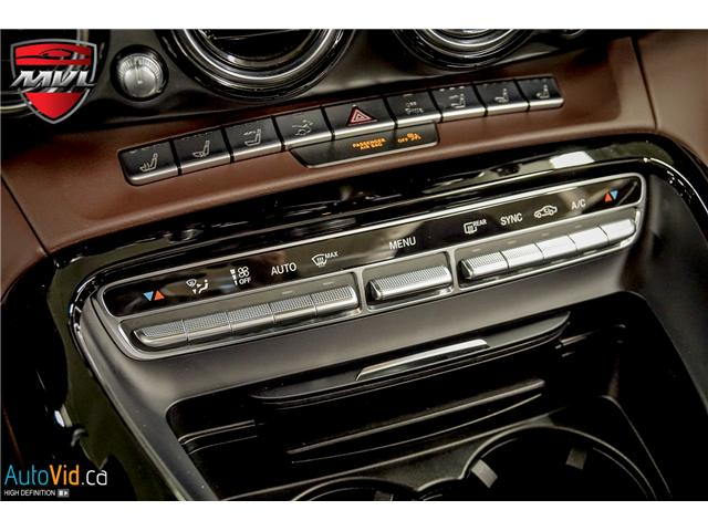 2018 Mercedes-Benz AMG GT C  (Stk: ) in Oakville - Image 32 of 38