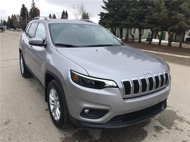 2019 Jeep Cherokee North (Stk: T19-13) in Nipawin - Image 1 of 24