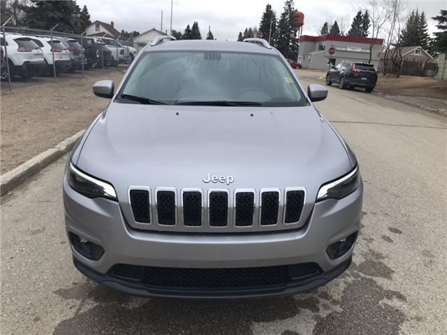 2019 Jeep Cherokee North (Stk: T19-13) in Nipawin - Image 2 of 24
