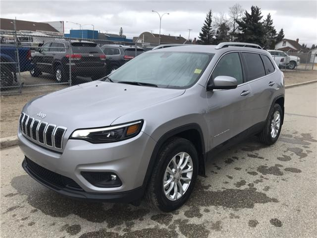 2019 Jeep Cherokee North (Stk: T19-13) in Nipawin - Image 3 of 24