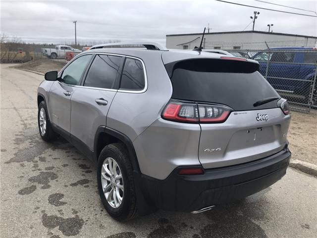 2019 Jeep Cherokee North (Stk: T19-13) in Nipawin - Image 18 of 24