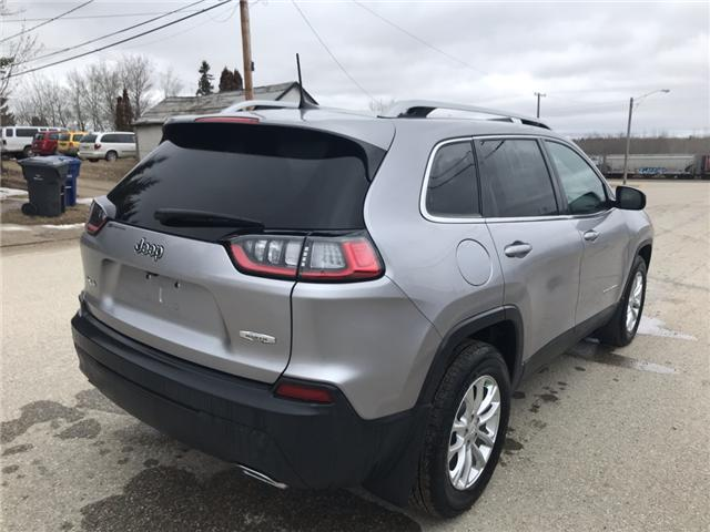 2019 Jeep Cherokee North (Stk: T19-13) in Nipawin - Image 22 of 24