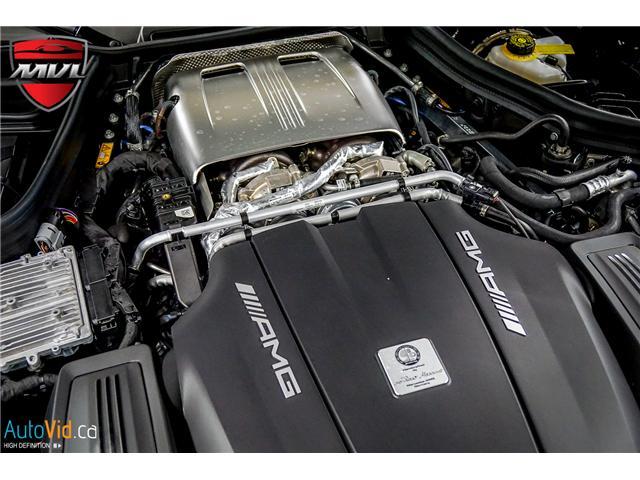 2018 Mercedes-Benz AMG GT C  (Stk: ) in Oakville - Image 36 of 38