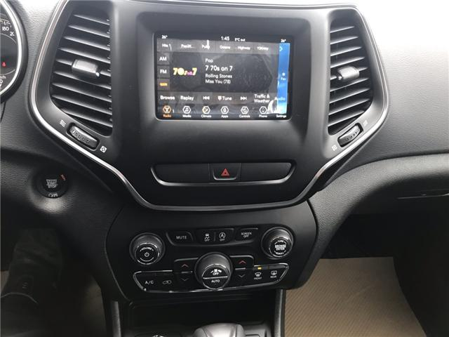2019 Jeep Cherokee North (Stk: T19-13) in Nipawin - Image 12 of 24