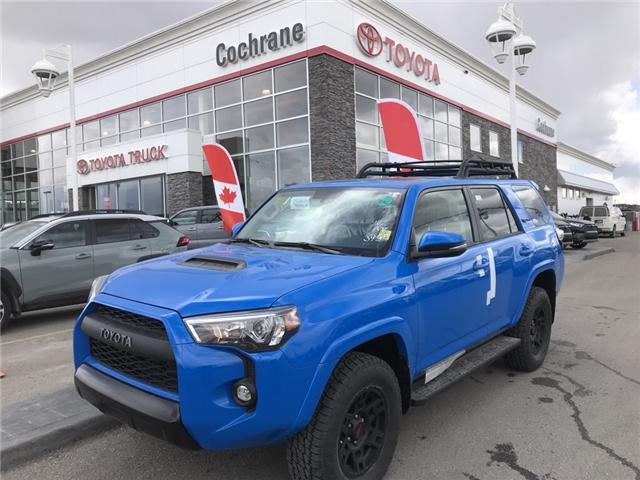 2019 Toyota 4Runner SR5 (Stk: 190235) in Cochrane - Image 1 of 14