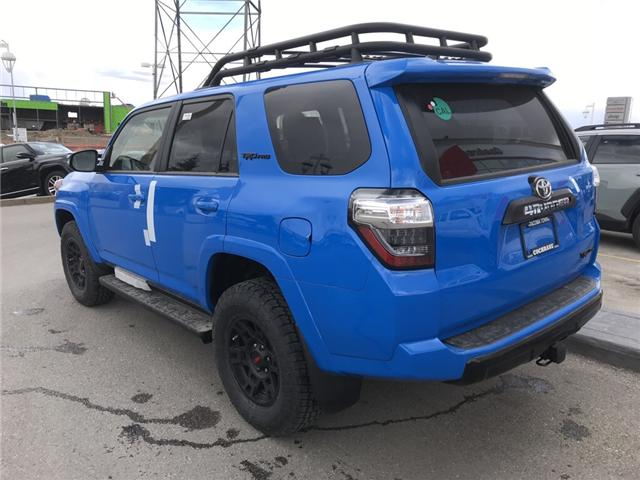 2019 Toyota 4Runner SR5 (Stk: 190235) in Cochrane - Image 3 of 14