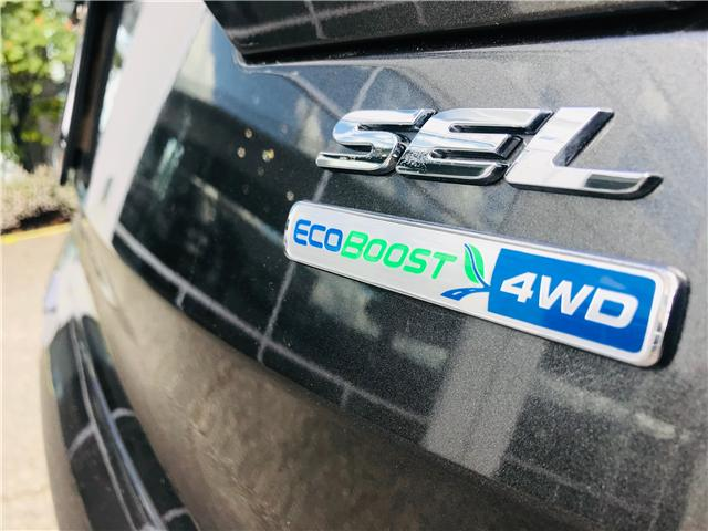 2018 Ford Escape SEL (Stk: LF010170) in Surrey - Image 9 of 30