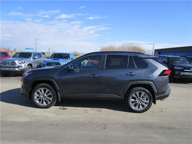 2019 Toyota RAV4 Limited (Stk: 199123) in Moose Jaw - Image 2 of 42
