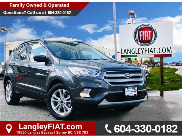 2018 Ford Escape SEL (Stk: LF010170) in Surrey - Image 1 of 30