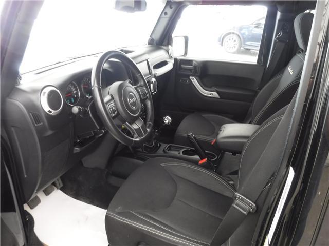 2014 Jeep Wrangler Unlimited Sahara (Stk: S1662) in Calgary - Image 11 of 22