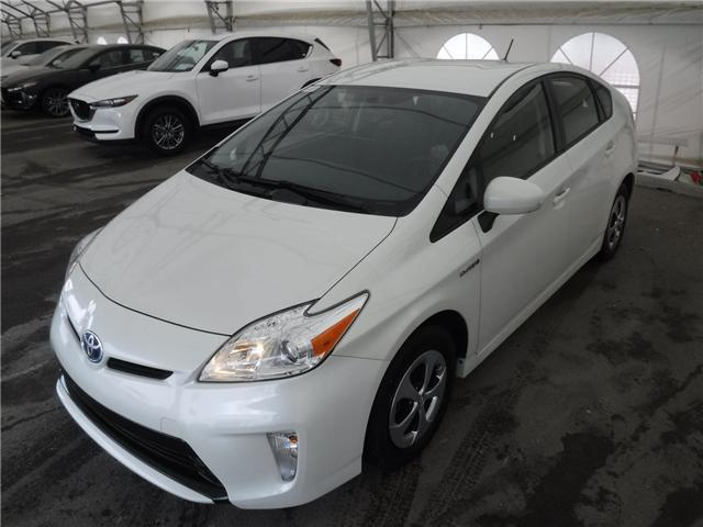 2012 Toyota Prius Base (Stk: ST1659) in Calgary - Image 10 of 23
