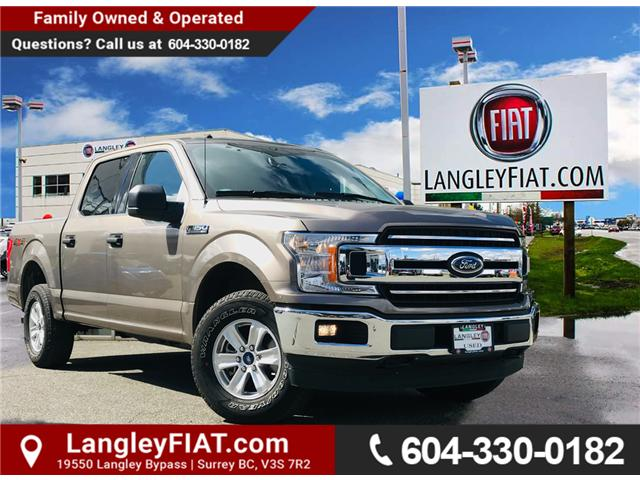 2018 Ford F-150 XLT (Stk: LF010160) in Surrey - Image 1 of 27