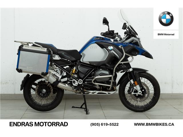 2014 BMW R1200GSA  (Stk: P5816) in Ajax - Image 1 of 10