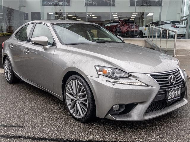 2014 Lexus IS 250 Base (Stk: 27860A) in Markham - Image 1 of 25