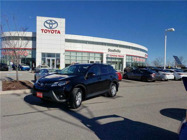 2015 Toyota RAV4 LE (Stk: P1768) in Whitchurch-Stouffville - Image 2 of 12