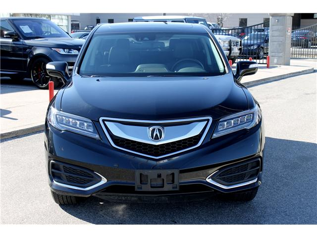 2016 Acura RDX Base (Stk: 16743) in Toronto - Image 2 of 26