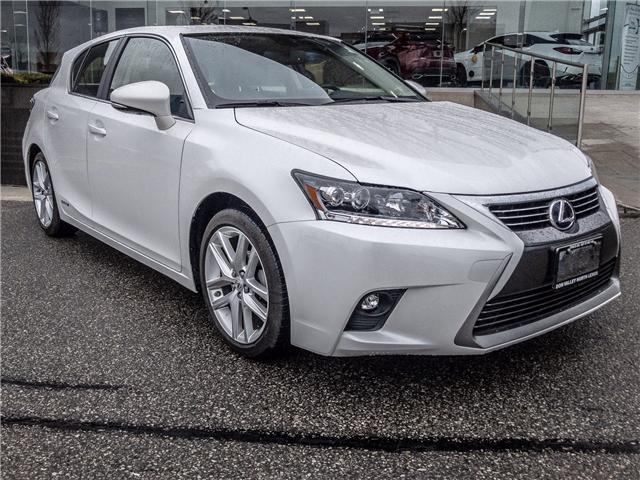 2016 Lexus CT 200h Base (Stk: 27853A) in Markham - Image 1 of 25