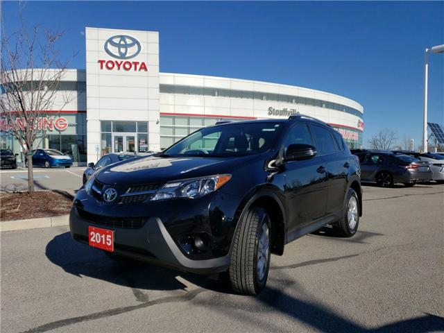 2015 Toyota RAV4 LE (Stk: P1768) in Whitchurch-Stouffville - Image 1 of 12