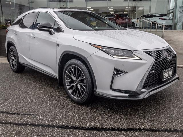 2016 Lexus RX 350 Base (Stk: 27857A) in Markham - Image 1 of 27