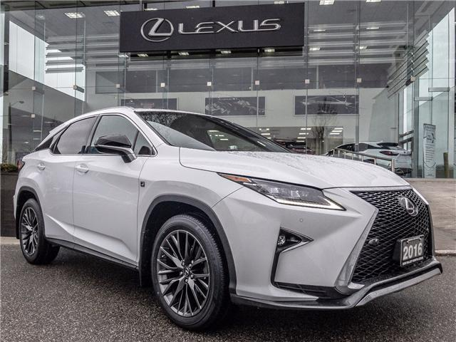 2016 Lexus RX 350 Base (Stk: 27857A) in Markham - Image 2 of 27