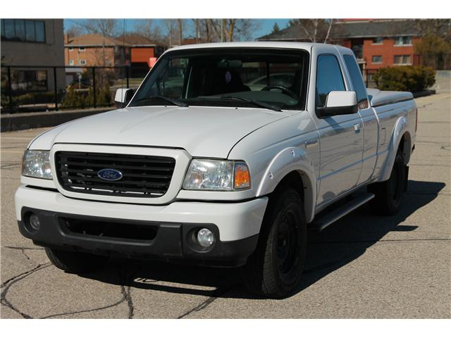 2008 Ford Ranger Sport (Stk: 1904124) in Waterloo - Image 1 of 18