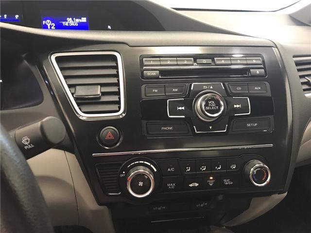2013 Honda Civic LX (Stk: 200625) in Lethbridge - Image 18 of 25
